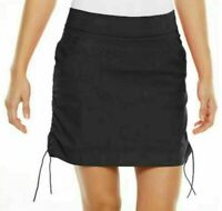 Columbia Women's Active Fit Omni-Shield BLACK Casual Skort LARGE, UPF 50 *NWT