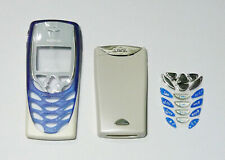 blue white Housing Cover Case Fascia Faceplate for Nokia 8310 0-0000
