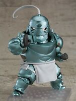 New Fullmetal Alchemist Nendoroid Alphonse Elric Action Figure Toys in Box Hot