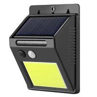 48Led Luz Solar de Montaje en Pared de Sensor de Movimiento Lámpara de Jard H3X3