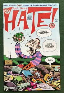 Peter Bagge HATE #17 Fantagraphics Books Modern Age indy comic vf/nm