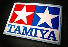 TAMIYA ⋆ Model Kit Manufacturer Logo ⋆ Sticker ⋆ Decal