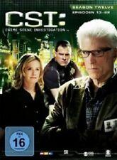 TED DANSON/GEORGE EADS/+ - CSI: LAS VEGAS-12.2 3 DVD DRAMA/KRIMI NEU