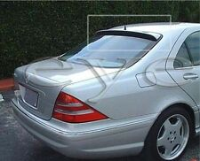 MERCEDES CLASSE S W220 S55 AMG  REAR ROOF SPOILER