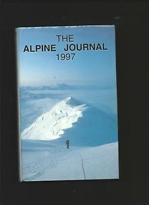 The Alpine Journal 1997 Vol 102. No 346.-  ed. by Johanna Merz (1st ed. HB1997)