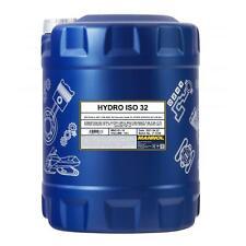 10 (1x10) Liter MANNOL Hydro ISO HLP 32 Hydrauliköl VDMA 24318, DIN 51524/2