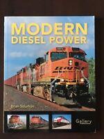 Modern Diesel Power, Softcover by Brian Solomon, 2011 New; EMD & GE  locomotives