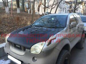 Hood insert for Isuzu Vehicross