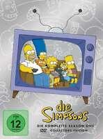 Die Simpsons  - 1 Season komplett - 3 DVD Box - Neu u. OVP