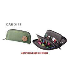 Shimano Cardiff Spoon Wallet ASTUCCIO PORTA ONDULANTI TROUT AREA 10.5x20x2cm
