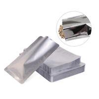Wrap Silver Vacuum Sealer Heat Seal Bag Aluminium Foil Bags Storage Pouches