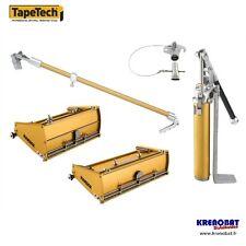 BBOITES : Kit 2 boîtes de finition + pompe bazooka TAPETECH, mat pro