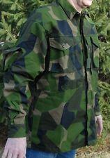 XLarge Arktis A110 Hot Climate Shirt Swedish M90 Camo CCW SAS