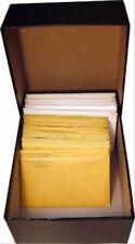 5 Guardhouse Heavy Duty Black Mint Set Chipboard Coin Storage Boxes box