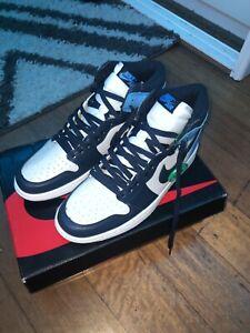 Nike Air Jordan 1's Retro High OG Obsidian