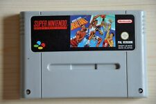 SNES - World League Basketball für Super Nintendo