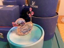 Swarovski Happy Duck Sweetheart With box