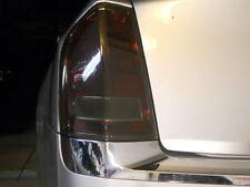 11-13 Chrysler 300 Pre-Cut smoked full Tail Light + 3rd brake lamp overlays tint