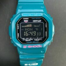 CASIO G-Shock G-LIDE GRX-5600B-2 (3223) Tough Solar World Time & Tide 43mm case
