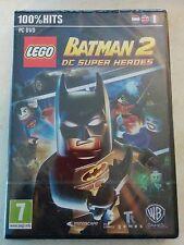 LEGO Batman 2: DC Super Heroes Jeu PC ** NEUF **