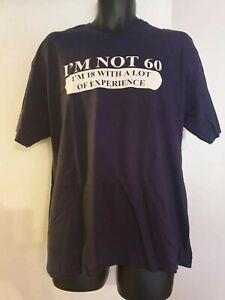 Mens Slogan T Shirt, Cotton, Summer Shirt