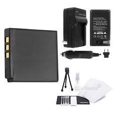 NP-50 Battery + Charger + BONUS for FujiFilm FinePix XP100 XP150 XP170 XP200