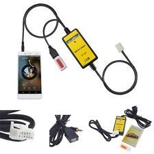 USB Aux Adapter MP3 Player Radio Interface for Toyota Camry Corolla Matrix Lexus