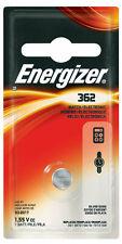 Energizer 362Bpz 362 Watch & Calculator Battery Brand New Sealed!