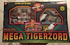 1994 BanDai Mighty Morphin Power Rangers Mega Tigerzord Action Figure Sealed