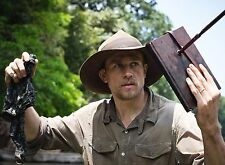 PHOTO THE LOST CITY OF Z  - CHARLIE HUNNAM (P2) FORMAT 20X27 CM