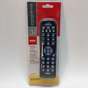 RCA RCR3273Z 3-Device Universal Remote