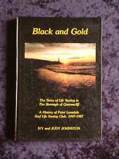 Black and Gold HC history of life saving point lonsdale queenscliff geelong