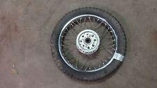 """1972 honda cb200 twin H1272~ rear wheel rim w sprocket 18"""""""