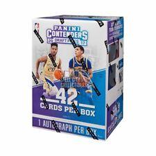 2017-18 Panini Contenders Draft Picks Collegiate Basketball Blaster Box