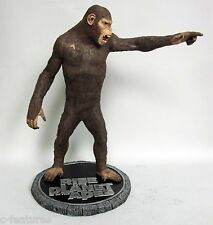 RISE OF THE PLANET OF THE APES Caesar MODEL KIT Needful Things PRO BUILD-UP!