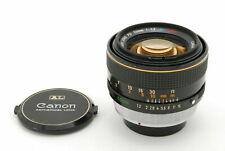 [SUPER RARE Exc+++++] Canon FD 55mm f/1.2 AL S.S.C SSC Aspherical Lens JAPAN 825