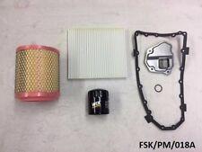 Filter Inspektionssatz Dodge Caliber PM 2.0L & 2.4L 2011-2012  FSK/PM/018A