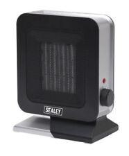 Ventilador Calefactor Cerámico Sealey CH2013 1400W/230V 2 ajustes de calor
