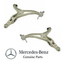 For Mercedes GL320 GL350 Pair Set of 2 Front Suspension Control Arms Genuine