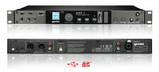 Gemini DRP-1 numérique 1U Montage en rack autonome USB SD enregistreur sonore audio studio