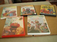 Sesame Street Dvd Lot 5 ~ FREE SHIPPING