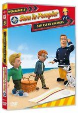 Sam le Pompier Volume 5 Sam est en vacances DVD NEUF SOUS BLISTER