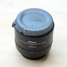 Nikon AF-S TC-20E III Teleconverter. Lightly used, excellent condition