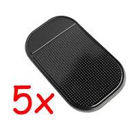 5 x Antirutsch Matte Haft Slip Pad Smartphone Handy iPhone MP3