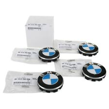 ORIGINAL BMW Zierkappe Nabendeckel Nabenkappe Felgendeckel (4 Stück) 36136783536