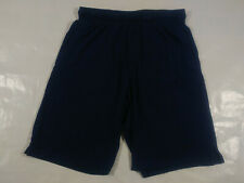 Nike / S Men DriFit Cotton Training Shorts blue 842267