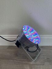 Chauvet Lighting Led Rain 56 Rgb Club Stage Dj Dmx Color Mixing Wash Par Light