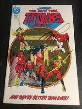 New Teen Titans#20 Incredible Condition 9.4(1986) Robin (Jason Todd)JoIns Team!!