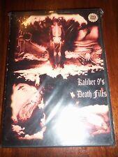 Kaliber 9 - Death Files CD INDUSTRIAL BLEIBURG ESCUADRON DE LA MUERTE STRIIDER