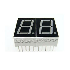 "10pcs 1 Bit 0.56"" Digital Tube LED Display Red Common Anode s896"